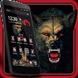 Wolf Blood Darkness Launcher icon