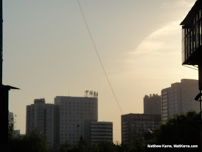Photo: Morning in Kunming. Off to the market.