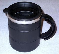 Photo: Black Mug