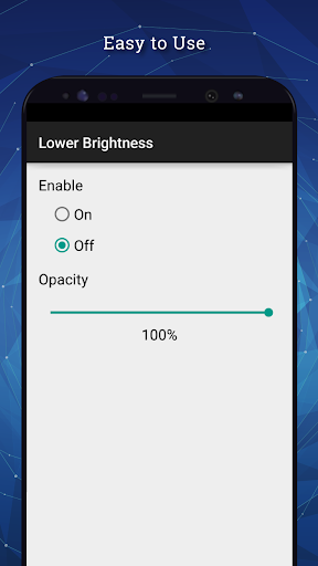 Lower Brightness Screen Filter 1.7.3 screenshots 1