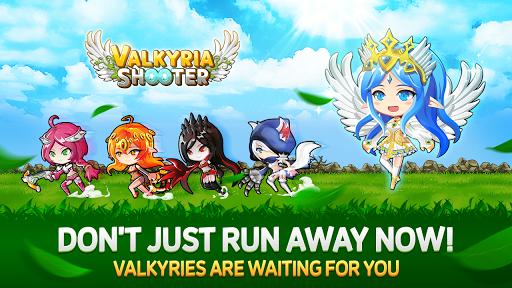 Valkyria Shooter – Running & Shooting 1.3.0 screenshots 1