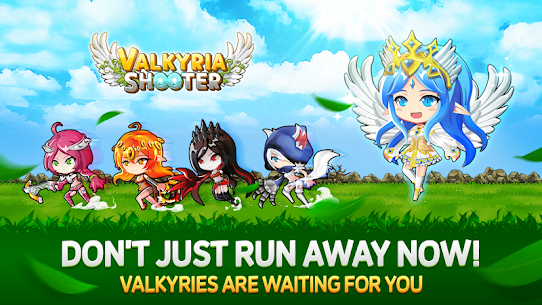 Valkyria Shooter – Running & Shooting 1