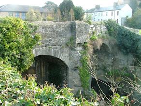 Photo: The old footbridge