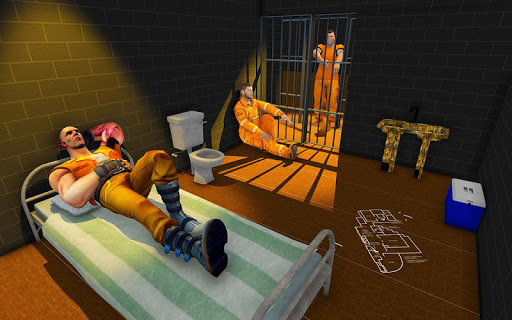 Gangster Prison Escape 2019: Jailbreak Survival screenshots 13