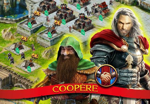 Stormfall: Légendes et Dragons fond d'écran 2
