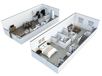 Go to The Charger Floorplan page.