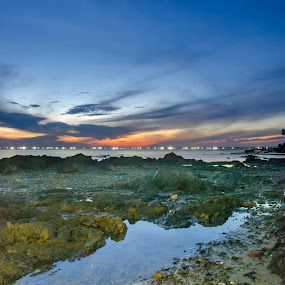 Pantai by Astian Riady - Landscapes Sunsets & Sunrises