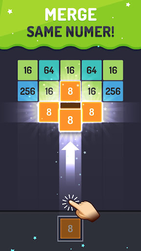 Merge Block - 2048 Puzzle 2.6.5 screenshots 2
