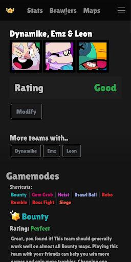 Star List for Brawl Stars 1.0 screenshots 8