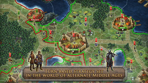 Strategy & Tactics: Medieval Civilization u0635u0648u0631 1