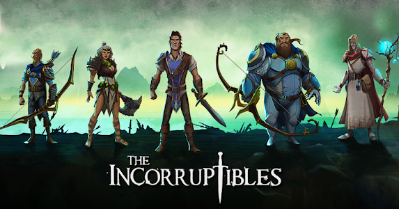 The Incorruptibles v0.4.1 (Mod)