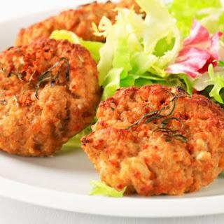 Lentil Chickpea Falafel Burger