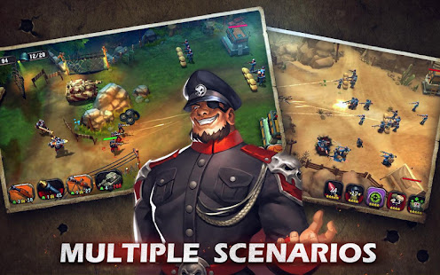Mod Game War in Pocket for Android