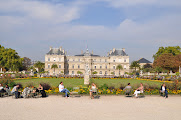 Photo: The Jardin du Luxembourg (or Luxembourg Gardens)