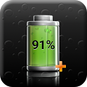 Battery Widget+ (Ad free) icon