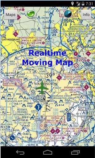 USANav - Aviation Maps