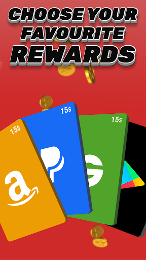 Cash Alarm: Gift cards & Rewards for Playing Games screenshots apkspray 4