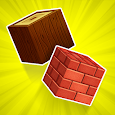 Crafty Lands - Craft, Build and Explore Worlds icon