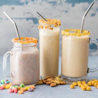 Breakfast Cereal Smoothie (3 Ways!) Recipe