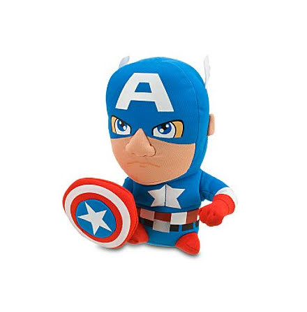 Plush Doll - Captain America