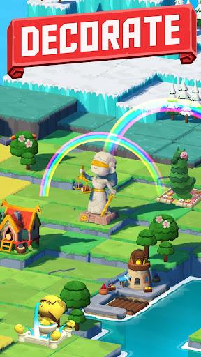 Merge Stories - Merge, Build and Raid Kingdoms! painmod.com screenshots 7