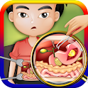 Crazy Stomach Surgery Doctor icon