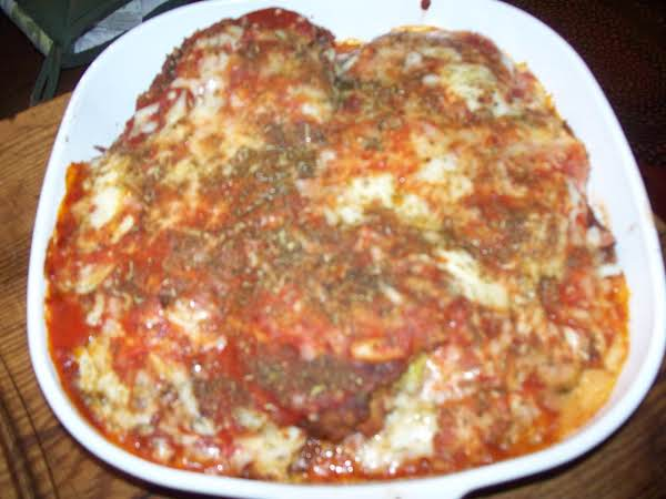 A Very Easy And Delicious Eggplant Parmesan Recipe