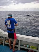 Photo: えーっ!またー? 「海パンまん」が絶好調!