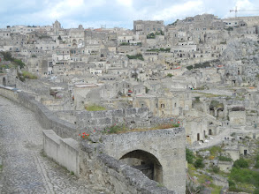 Photo: Yet another view of Matera