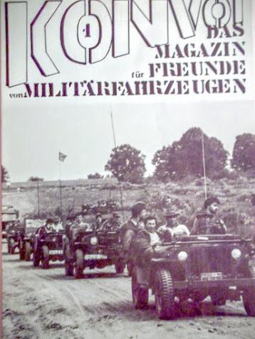 Konvoi Magazin ab 1985
