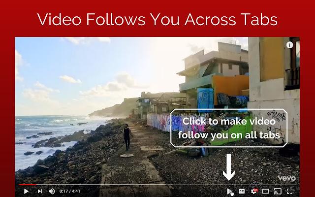 VideoNail - Floating YouTube PiP Player