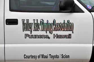 Photo: Mahalo nui Maui Toyota / Scion!