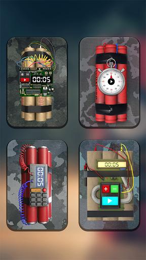 Time Bomb Broken Screen Prank screenshot