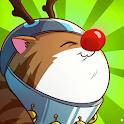 Tap Cats: Idle Warfare icon