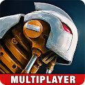 Iron Kill Robot Fighting Games icon