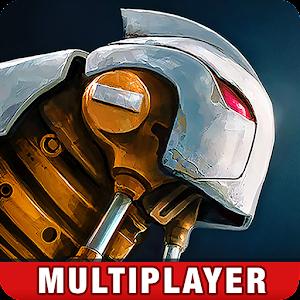 Iron Kill Jogos de luta Robô Icon do Jogo