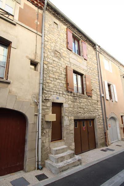 Vente maison 5 pièces 130 m² à Villeneuve-de-Berg (07170), 195 000 €