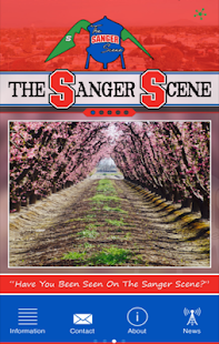 The Sanger Scene- screenshot thumbnail