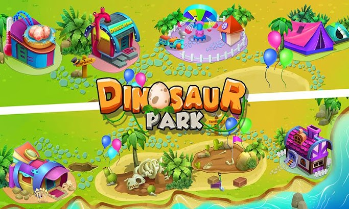 Dinosaur Park: Dino Baby Born- screenshot thumbnail