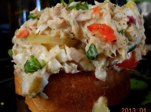 Tasty Tuna Salad Recipe