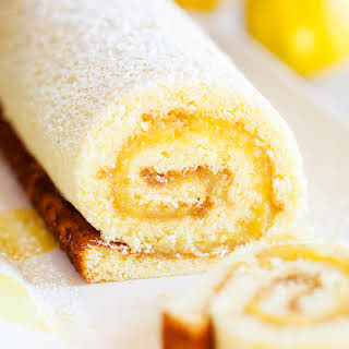 Lemon Jelly Roll.