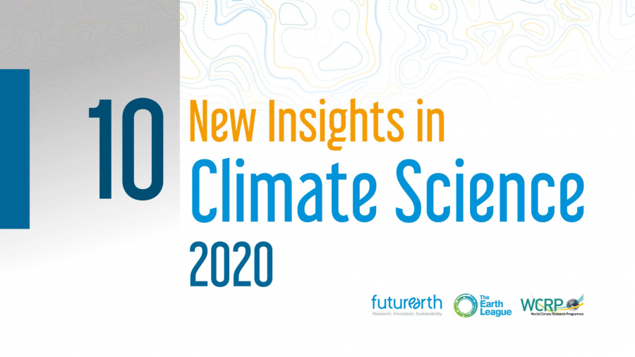 Top 10 insights in climate science in 2020 selected by 57 leadin - The  Cowboy Channel