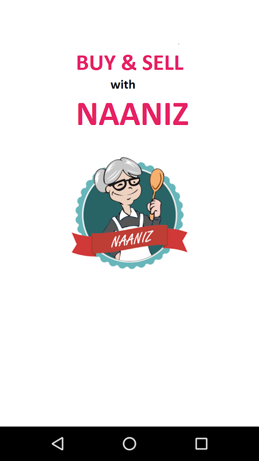 Naaniz - Marketplace App- screenshot