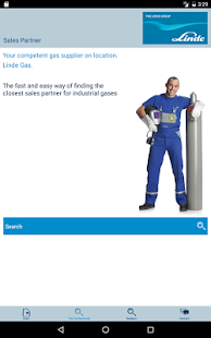 Linde Gas- screenshot thumbnail