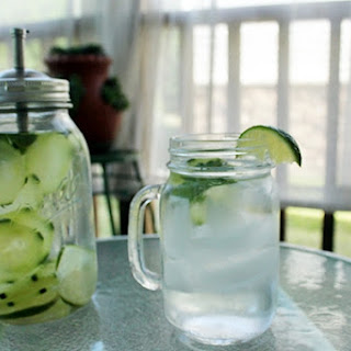 Mint Ice Water Recipes