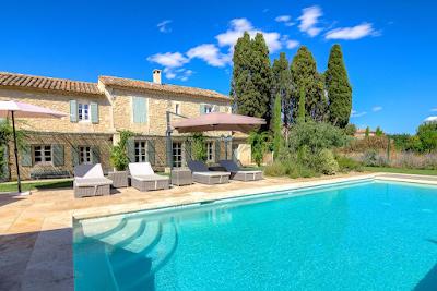 A Magical Villa in Saint Remy de Provence