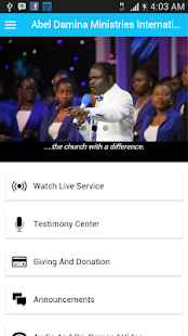 Abel Damina Ministries Int- screenshot thumbnail