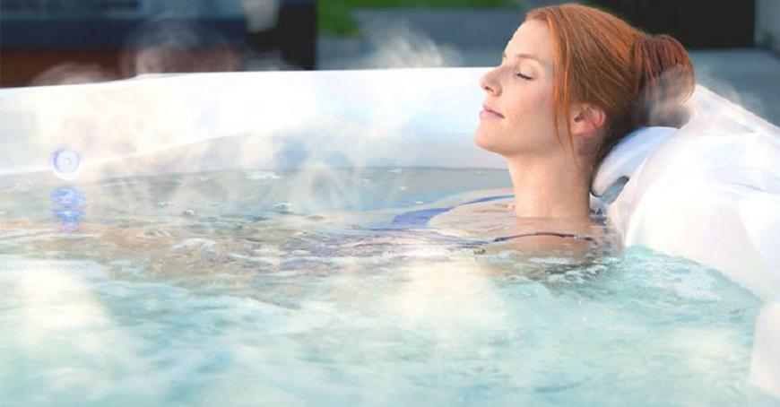 Tắm nước nóng có lợi cho sức khỏe