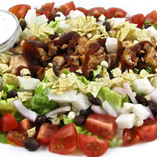 CPK's Barbecue Chicken Chopped Salad Made Skinny