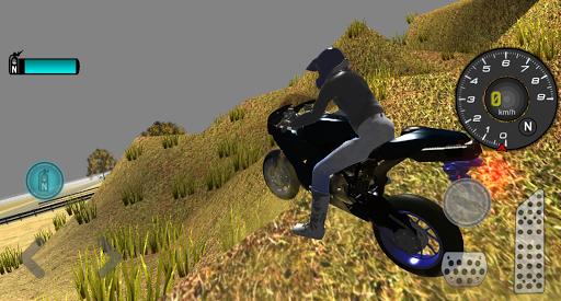 Acrobatic Motorbike